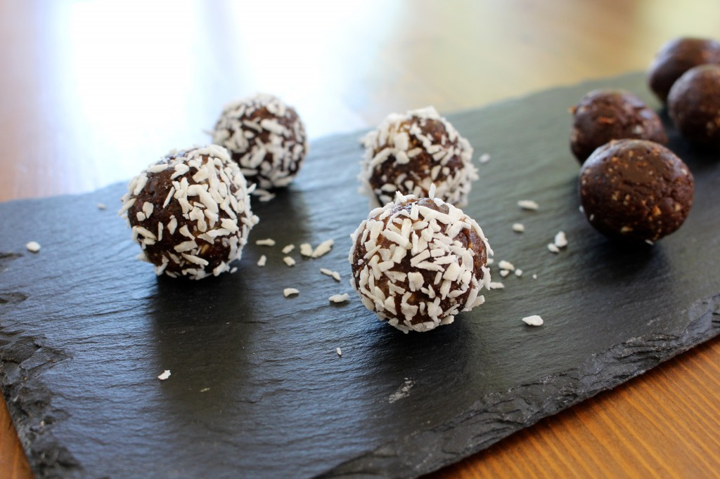 Energy Bliss Balls