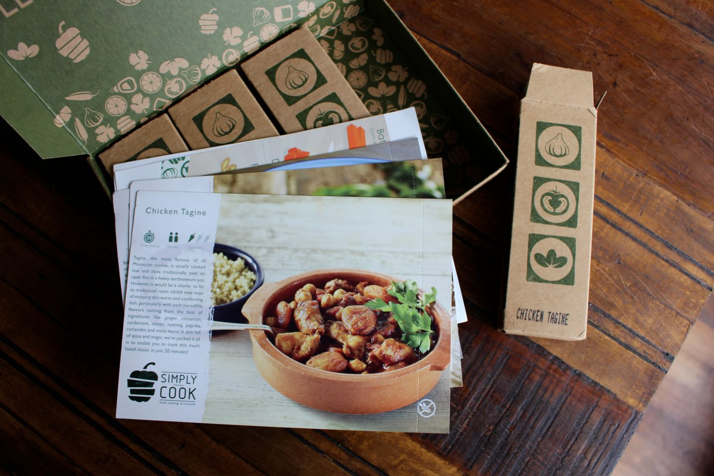 Simply Cook.. Recipe, Review & Discount Code!