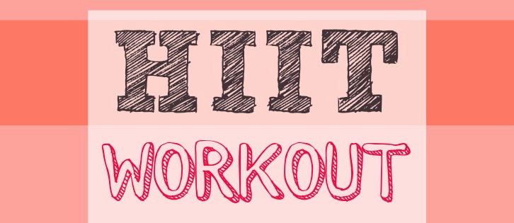 10 Minute HIIT AMRAP Workout!