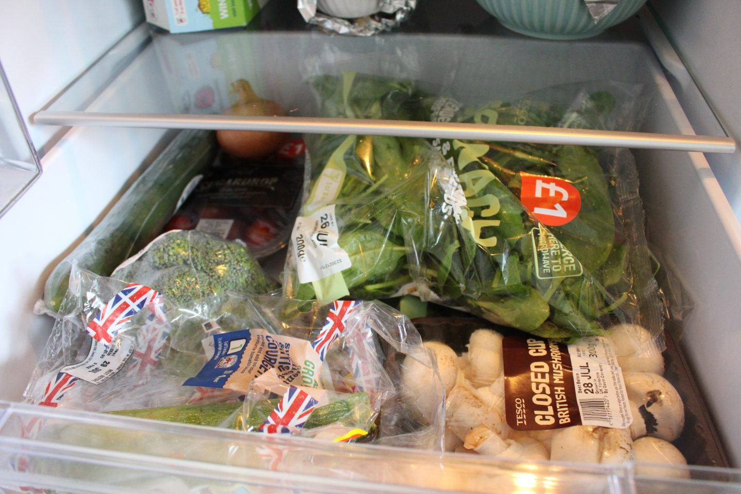 What's in my (new) Fridge & Freezer!