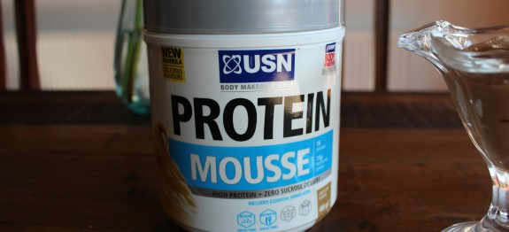USN Protein Mousse Review