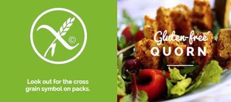 Quorn Gluten Free