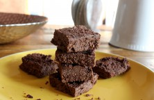 Healthy Brownies with Coconut Flour