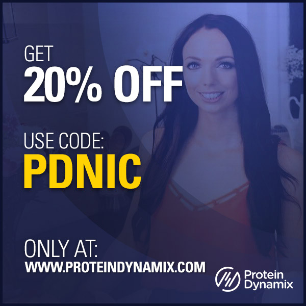 Protein Dynamix Discount Code