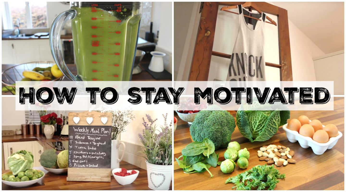 How to Stay MOTIVATED & Boost ENERGY Levels!