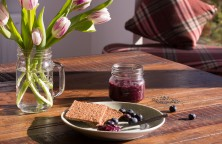 Blueberry & Chia Seed Jam