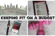 Keeping fit on a budget