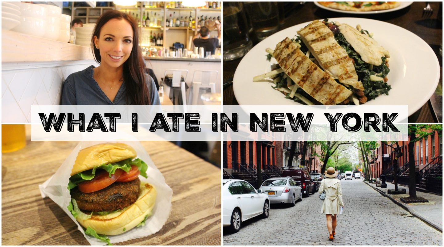 Healthy Eating in New York City
