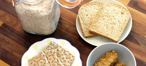 Whole grain benefits