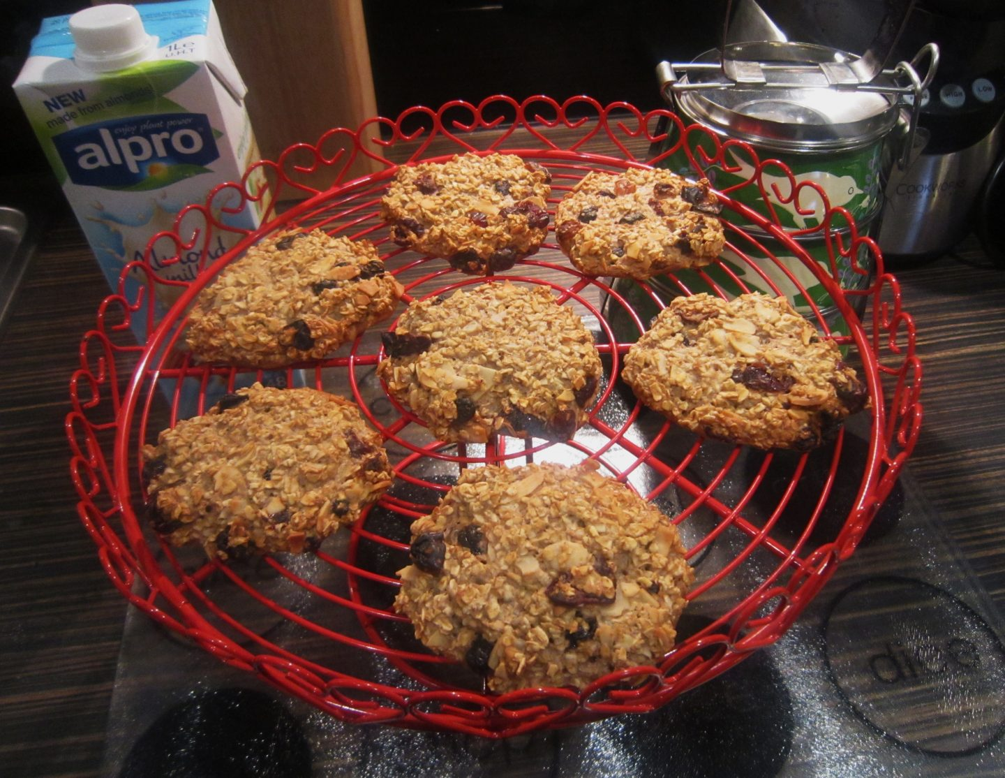 Healthy Oat Breakfast Cookie Recipe
