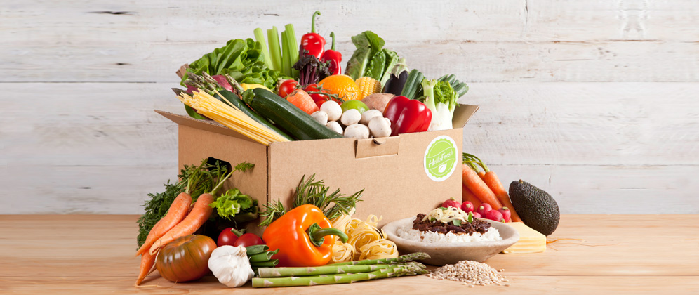 Hello Fresh Review & £20 Discount Code!
