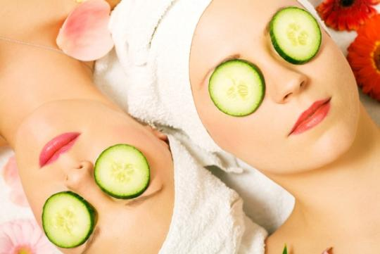 Beauty Treatments Good Enough to Eat