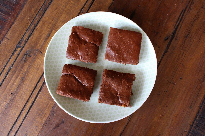 Sweet Potato Protein Brownie Recipe