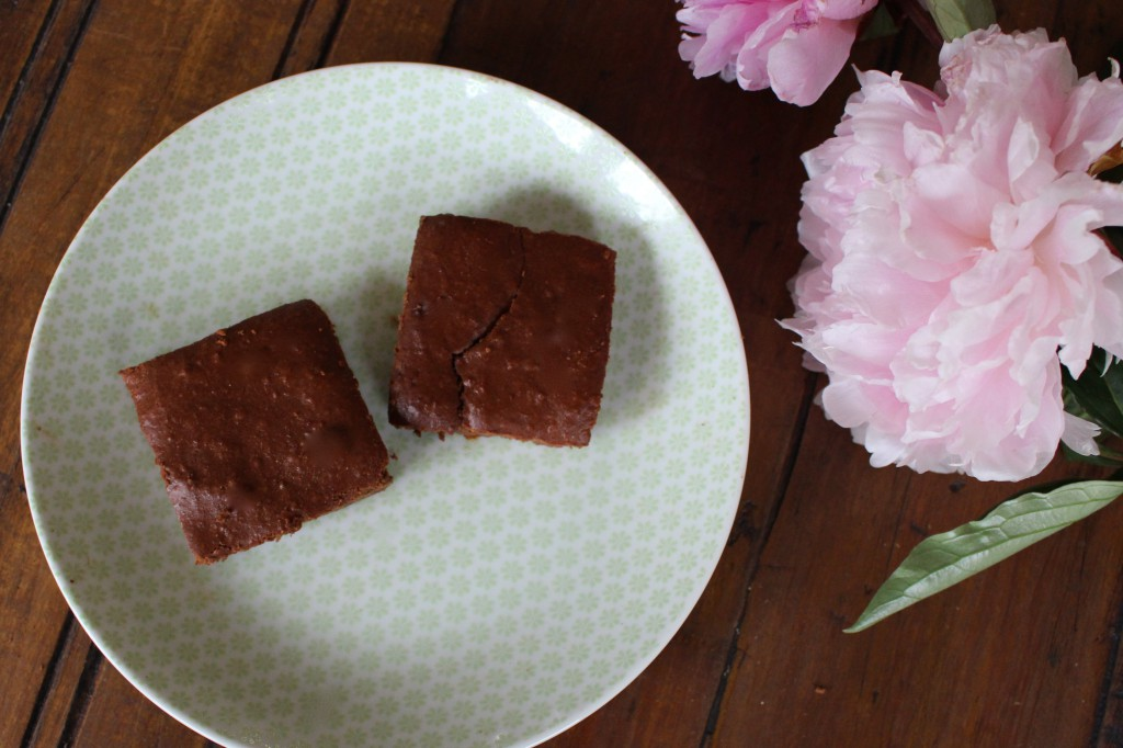 Protein Brownies with Sweet Potato