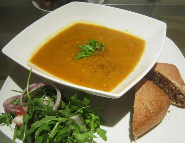 Healthy Parsnip & Lentil Soup Recipe