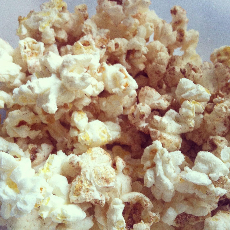 Homemade Popcorn!