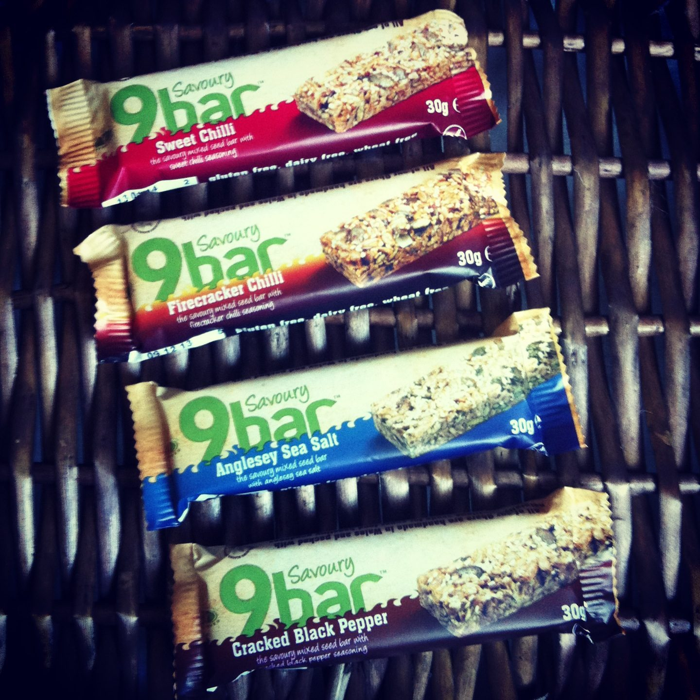Product Launch: The Savoury 9bar