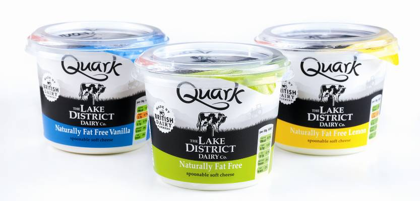 Quark.. The Guilt-Free Ingredient!