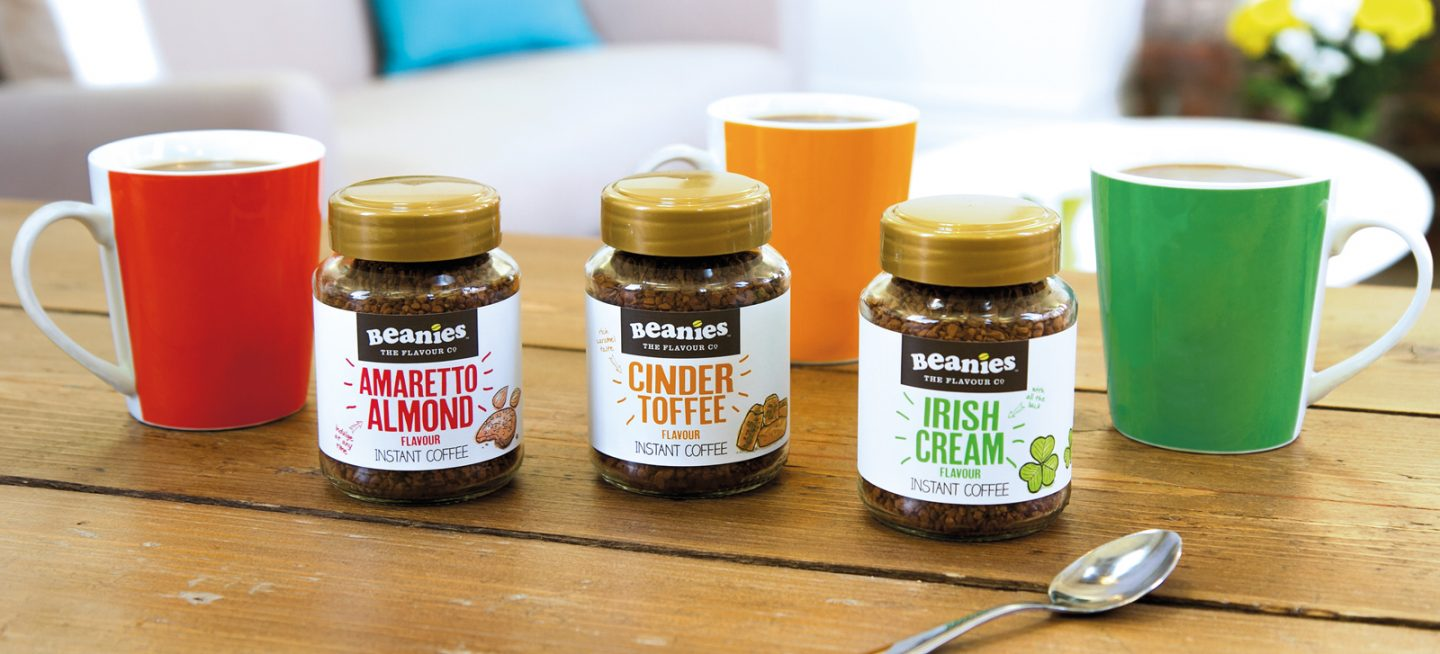 Beanies Flavoured Coffee – Review & Giveaway!
