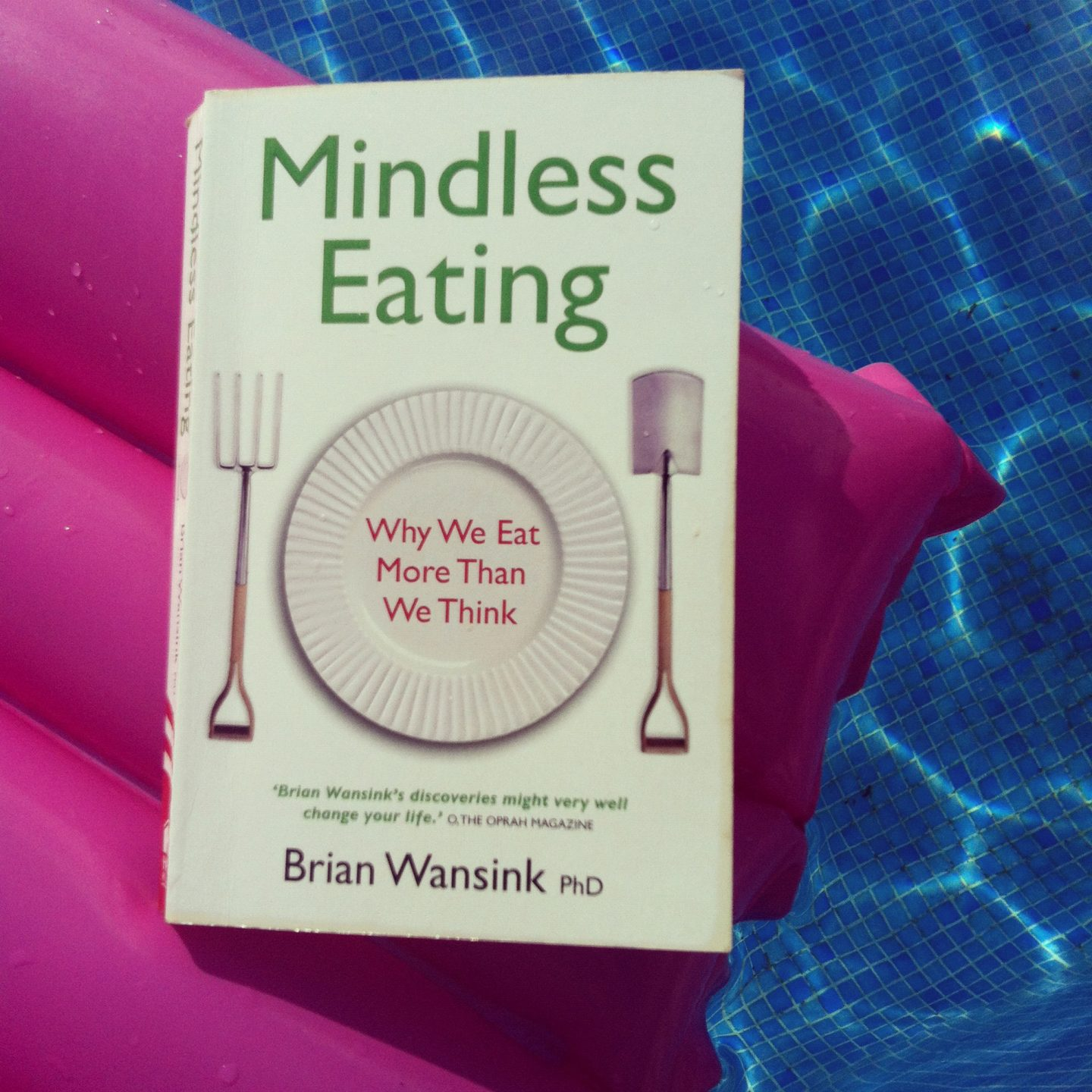 Book mindless eating