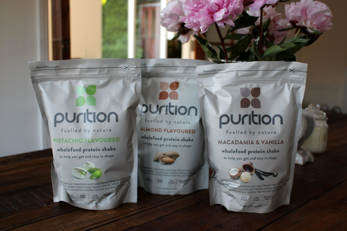 Purition Whole Food Shakes Review