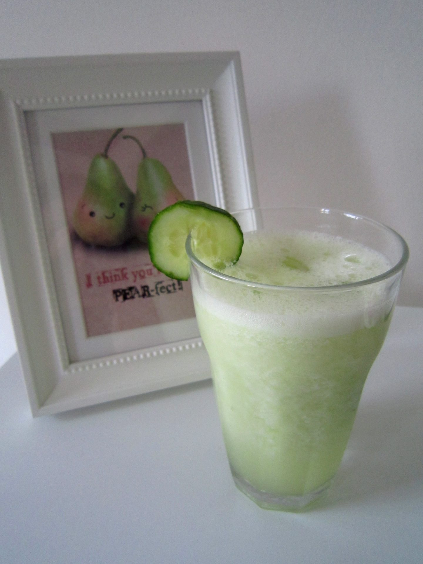 Cleansing Cucumber Limeade