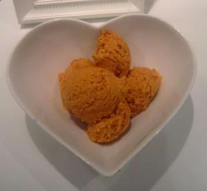 Pumpkin FroYo