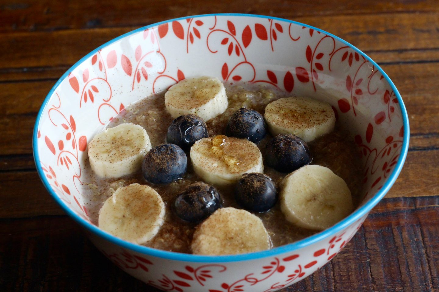 Quinoa Porridge Recipe
