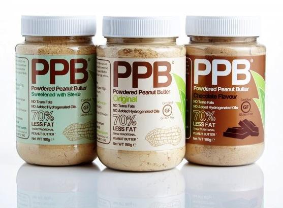 PPB Powdered Peanut Butter