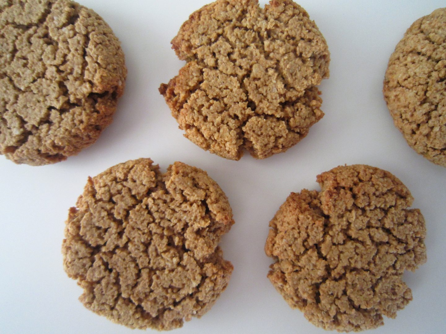 Soft Peanut Butter (Skinny) Cookies.. with PPB