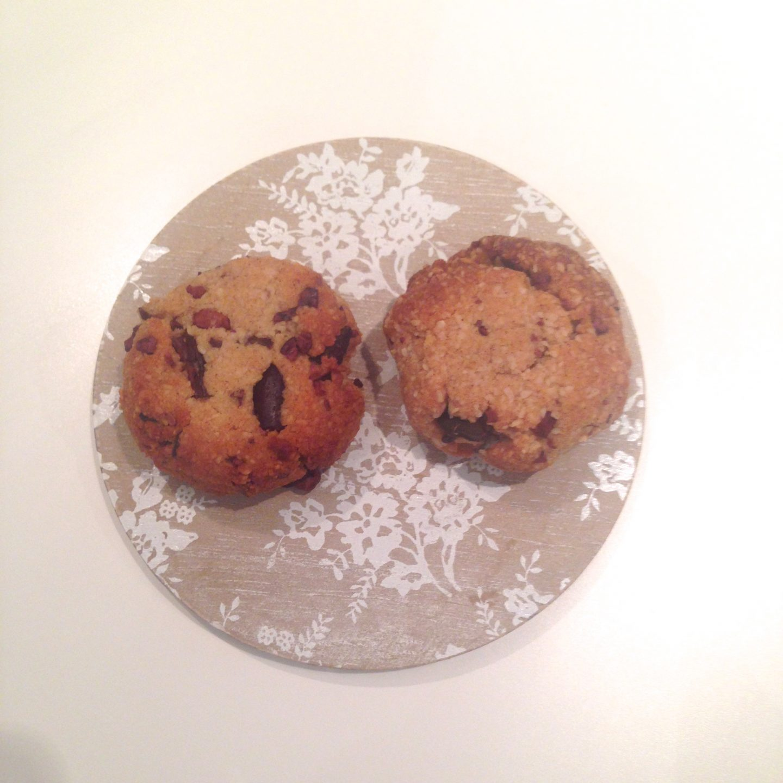 Healthy Almond Cookies