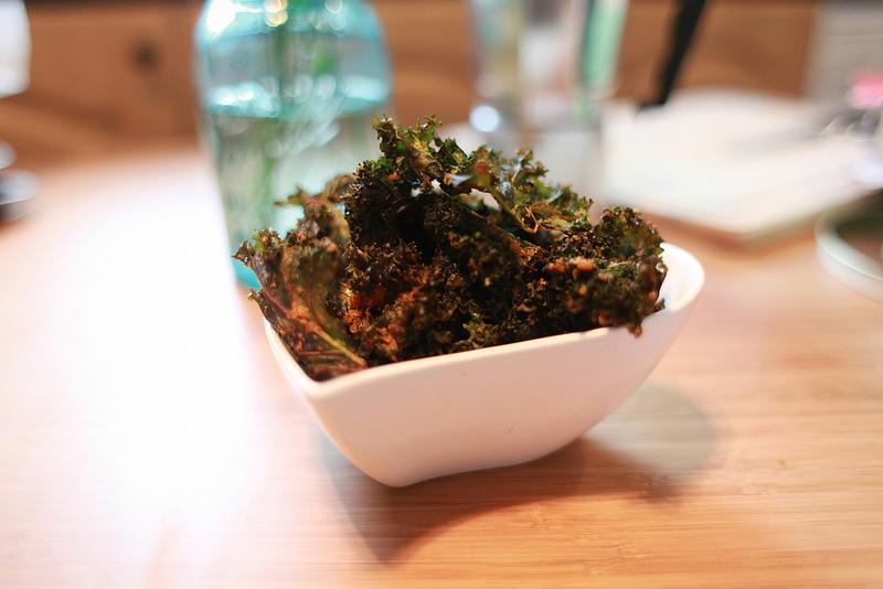 Kale Crisps Recipe