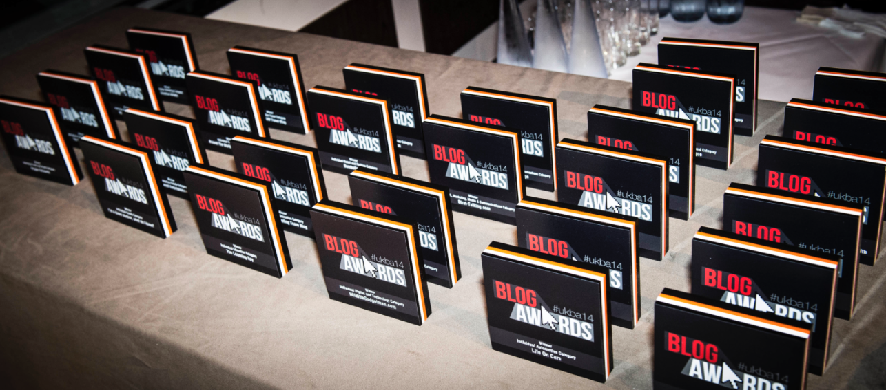 The UK Blog Awards 2014