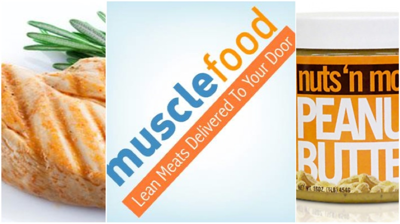 MuscleFood, Nuts n More & WheyHey Review & Discount Code