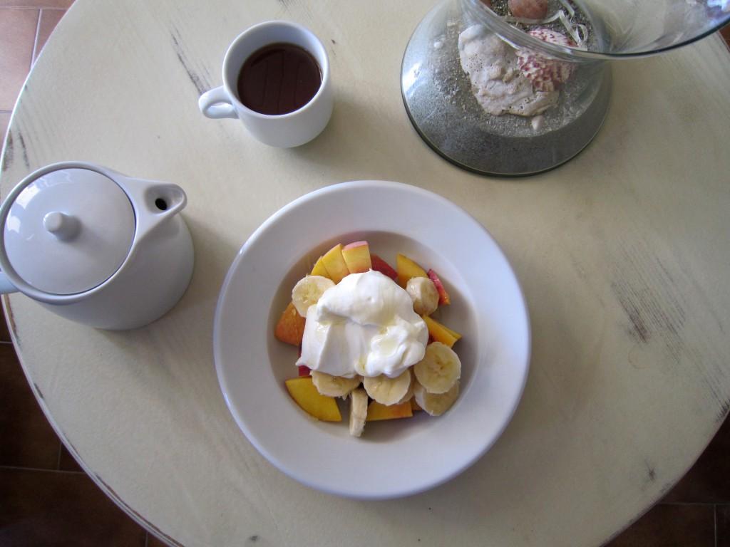 Greek Healthy Breakfast