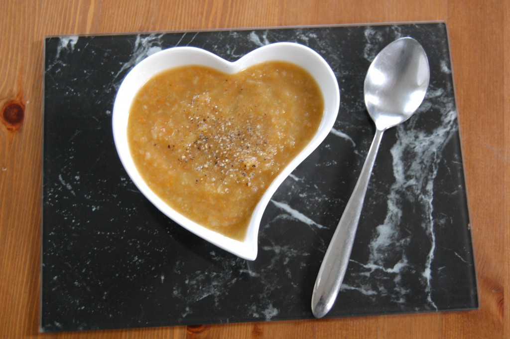 Healthy Winter Vegetable Soup