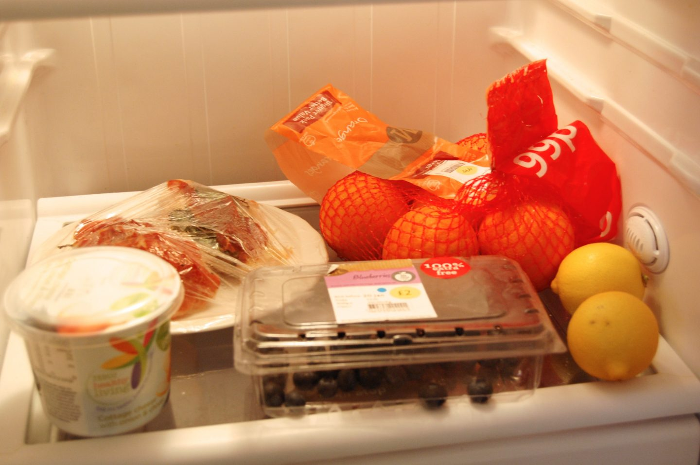 What's in my Fridge & Freezer!