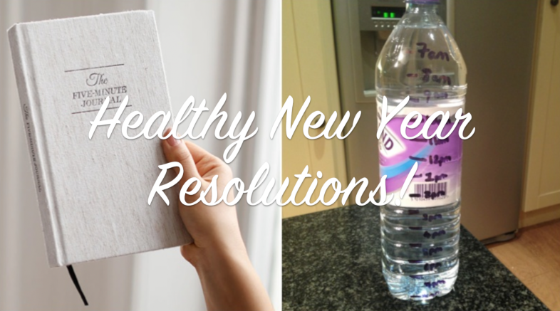 Weight Loss & Healthy New Year's Resolutions