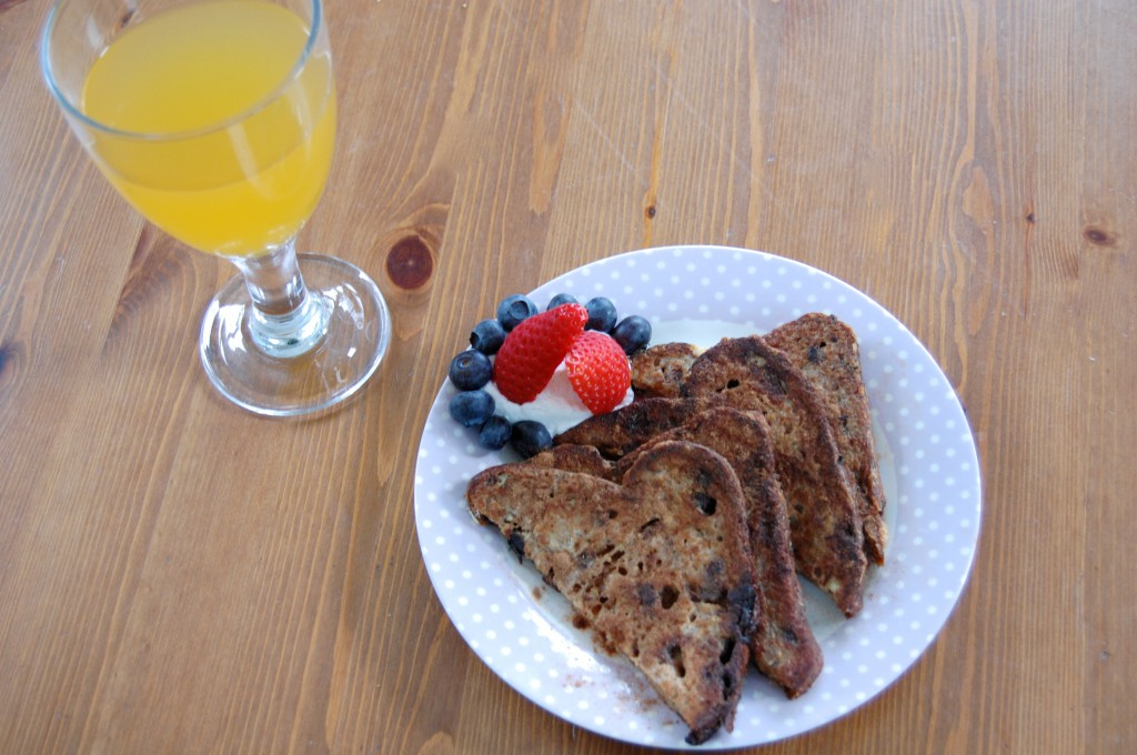 Healthy French Toast