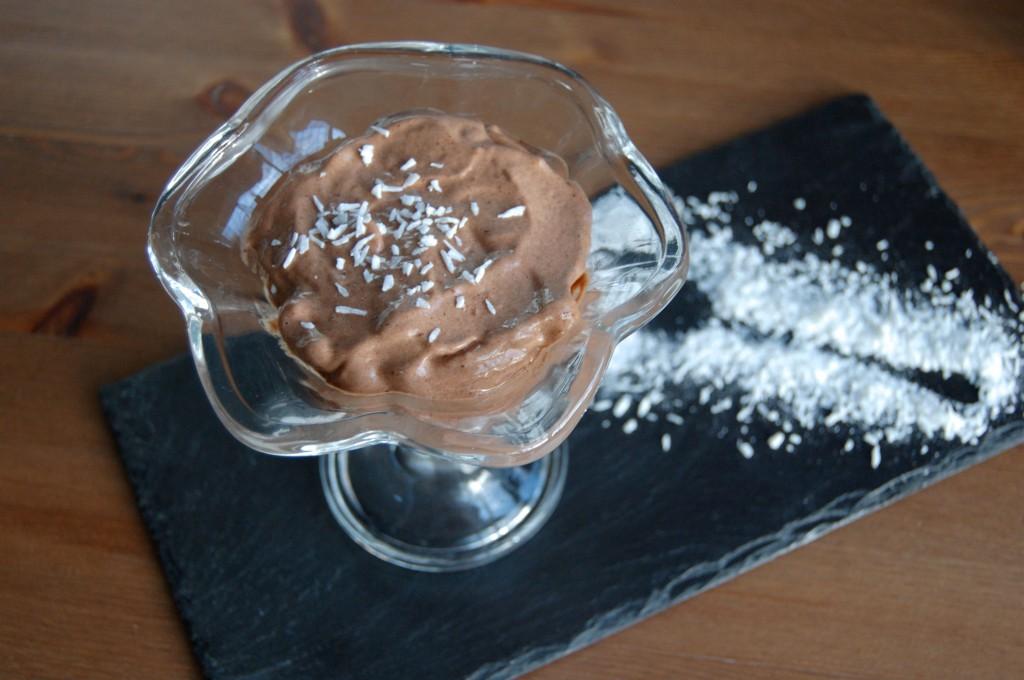 Chocolate Banana Ice-Cream