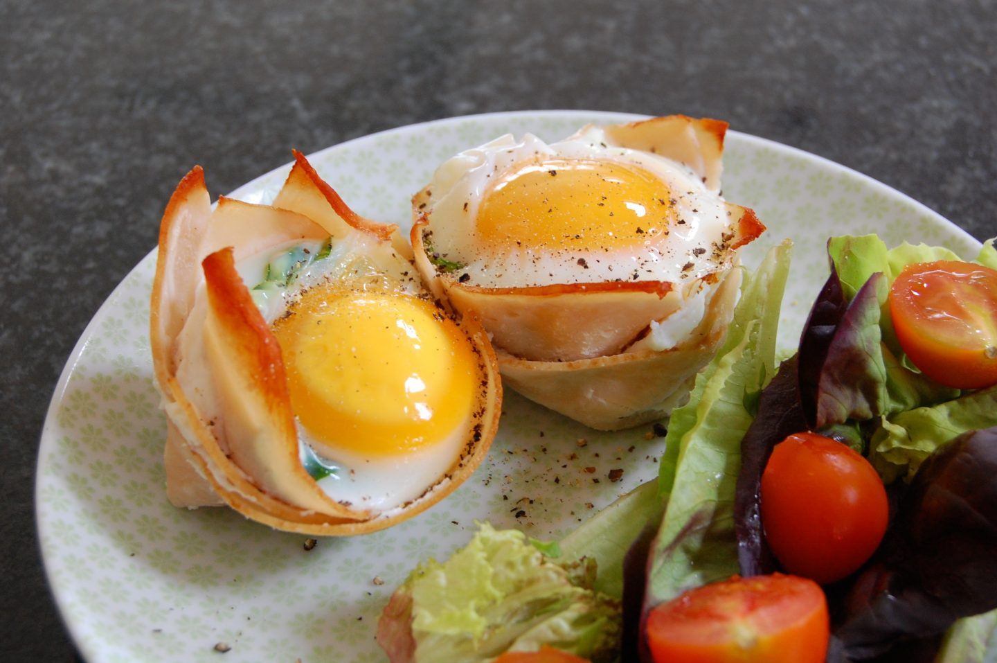 Chicken & Egg Pots