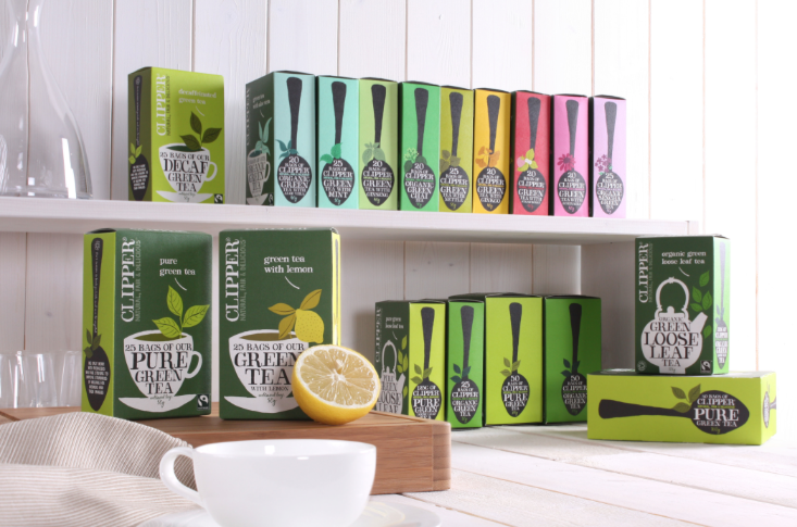 The Origins & Benefits of Green Tea – My Clipper Interview!