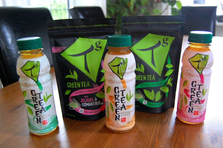 Healthy Hot & Iced Green Teas.. at last!