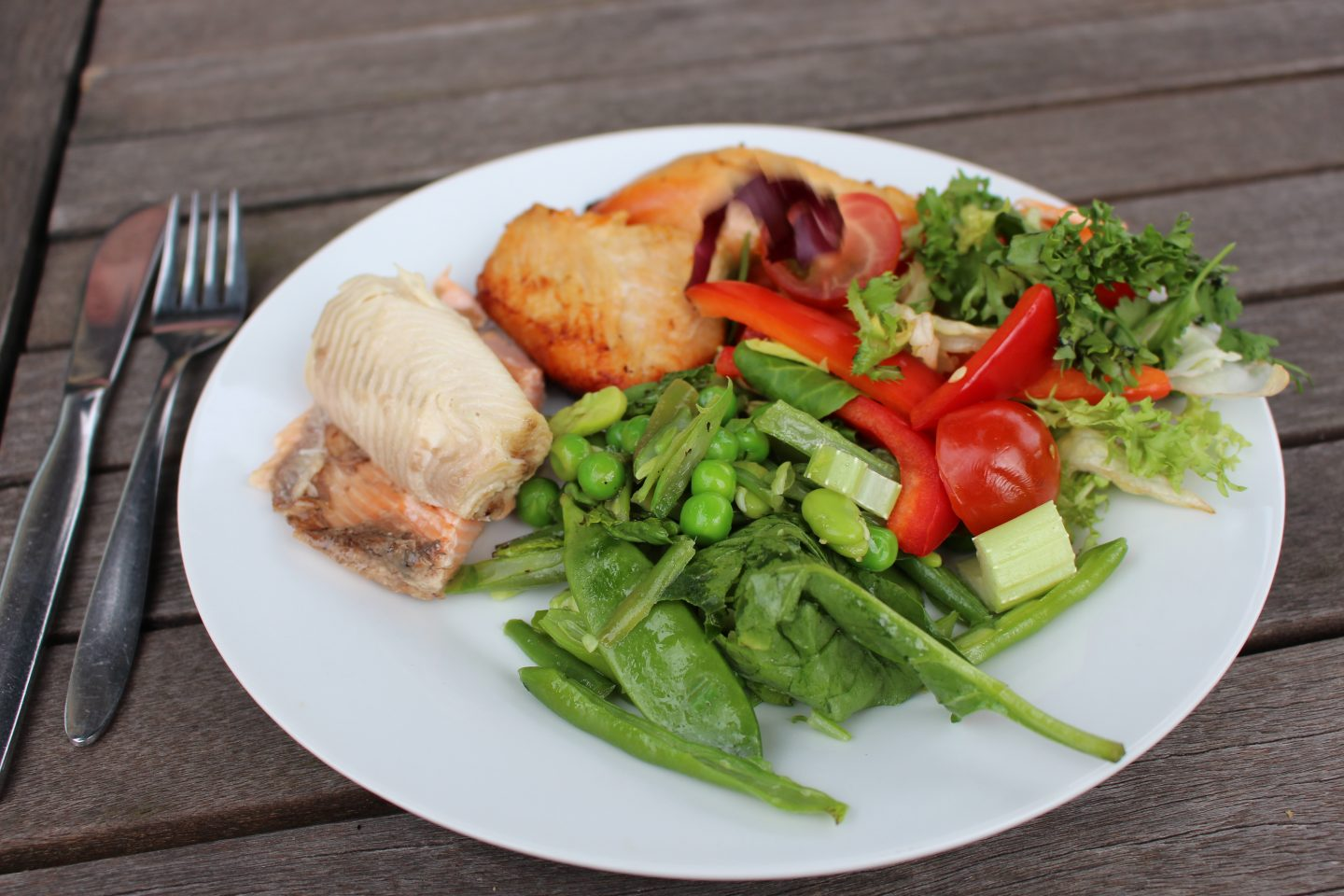 How to Eat Healthily at a Buffet or BBQ!