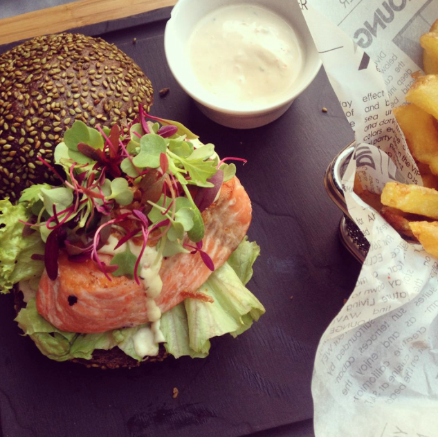 Eating Healthily in Barcelona.. What I Ate!