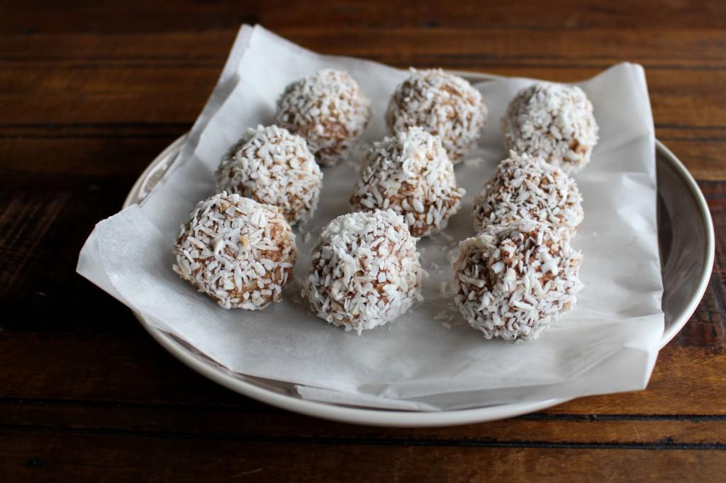High protein balls