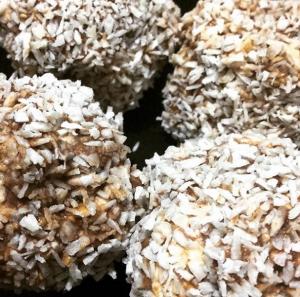 Protein Balls No Bake