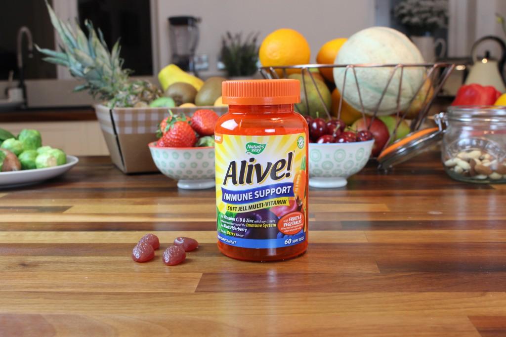 Alive! Immune Support