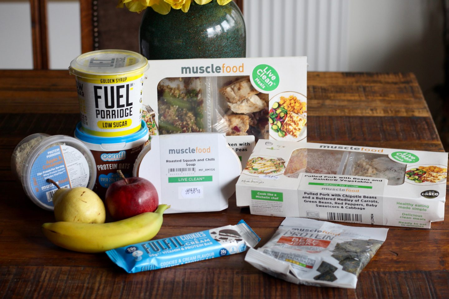 Muscle Food's Do The Unthinkable Review & Discount Code