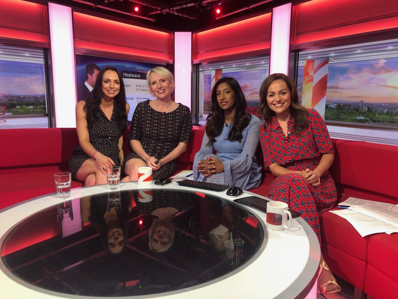Is a Vegan Diet Healthy? Live on BBC Breakfast